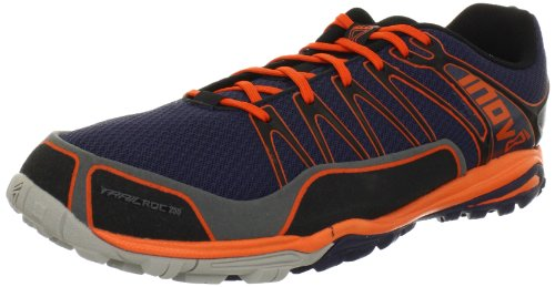 Inov-8 Trailroc 255 Trail Running Shoe,Ink/Orange,5.5 M US
