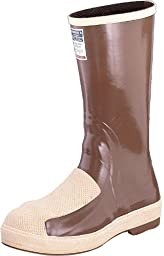 Honeywell Safety 22206-14 Servus Neoprene Duraguard Safety Hi Pac for Men\'s, Size-14, Copper Tan
