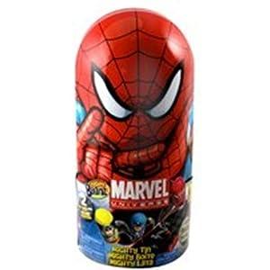 Mighty Beanz 2010 Marvel Tin Set RANDOM Character Design
