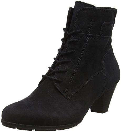 Gabor Shoes Basic, Stivaletti Donna, Blu (Ocean 16), 37 EU