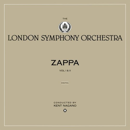 Frank Zappa - London Symphony Orchestra Vol. I - Zortam Music