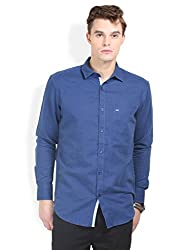 HW Casual Linen Cotton Shirt(Size Large)
