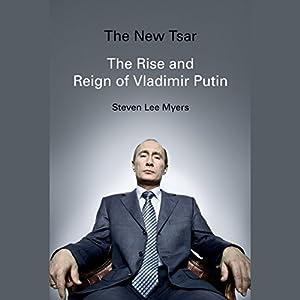 The New Tsar | Livre audio
