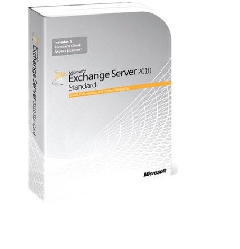 Exchange Server Standard Cal 2010 5u Cal