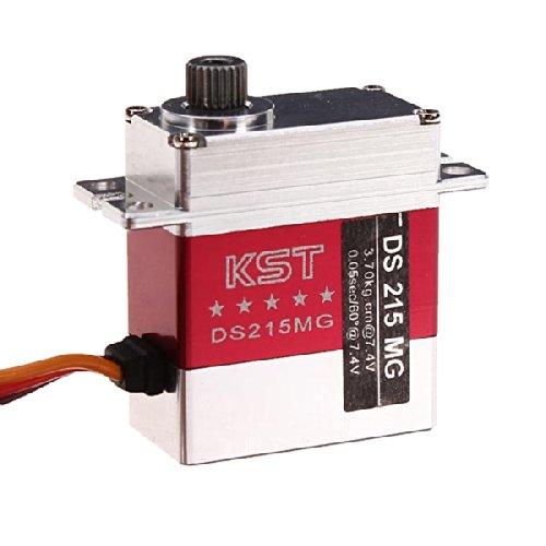 Bluelover KST DS215MG Metall Miniatur-Digital-Servo für 450 380 480 500 RC Hubschrauber