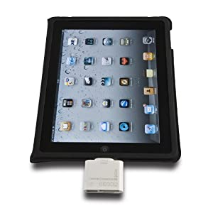 Apple iPad 5 in 1 Camera Connection Kit (Card Reader, for USB Keyboard, SD, MicroSD, Mini USB and Sync Pictures)