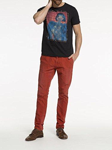 スコッチ&ソーダ Mod Inspired T-Shirt [COLOR: チョークホワイトメランジ ][並行輸入品]