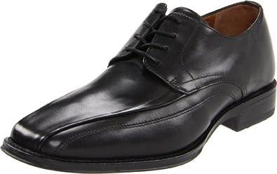 Johnston & Murphy Men's Harding Panel Toe Oxford,Black,8 M