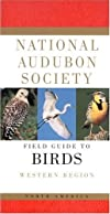 National Audubon Society field guide to North American birds.
