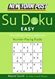 New York Post Easy Sudoku: The Official Utterly Addictive Number-Placing Puzzle (New York Post Su Doku)