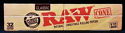 RAW-Classic-Natural-Unrefined-Pre-Rolled-Cones-32-Pack