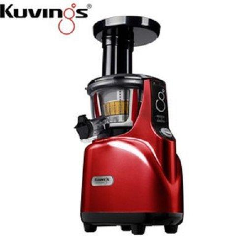 Kuvings(クビンス)サイレントジューサーJSG-120 レッド(2014年モデル)