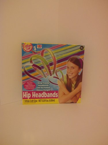 Designer Girl Hip Headdbands