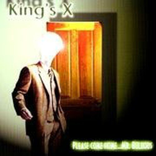 Please Come Home Mr Bulbous by King's X (2000-05-17)