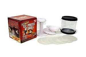 EZ BP-1 Press N' Grill Burger Press (Discontinued by Manufacturer)