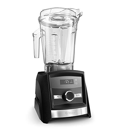 Vitamix 1344-1006 Ascent A3300 Black Diamond 64 Ounce Blender