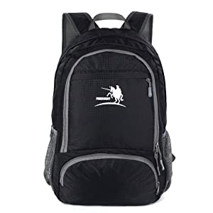 Buy Free knight big Packable Handy Lightweight Travel Water Resistant Backpack Daypack by Free Knight