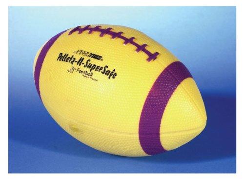 Sportime Pelletz - Pelletz-N-Supersafe Football - Junior Size 6 front-947606
