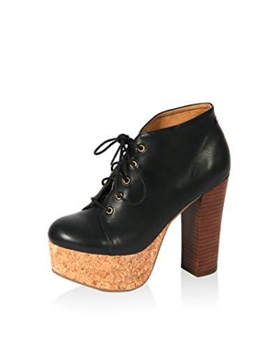 Sixtyseven Zapatos abotinados Plataforma