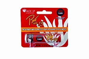 Aloe Up & Sun Skin Care Products Lip Care, Cherry