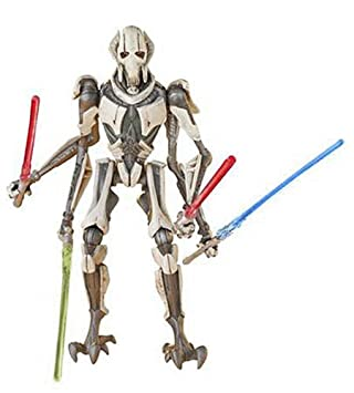 Star Wars Revenge of the Sith General Grievous #9 figure