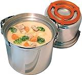 加熱ができる保温調理鍋 サーモクッカー DGP001