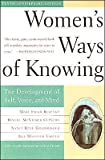 img - for Women's Ways Of Knowing (text only) 10th (Tenth) edition by M. Belenky,B. Clinchy,N. Goldberger,J. Tarule book / textbook / text book