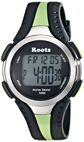 Roots Men's 1R-AT130LI1L Blackcomb Digital Display Quartz Multi-Color Watch (Black Watch Of Canada compare prices)