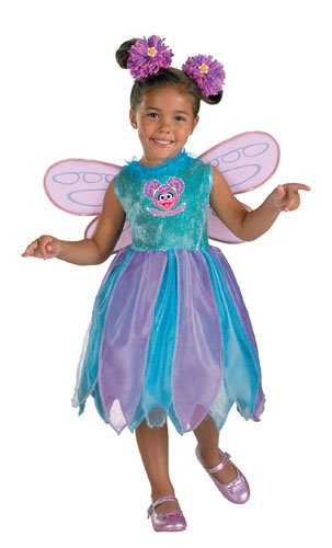Abby Classic - Size: 2T (Sesame Street Halloween Costumes)