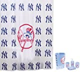 New York Yankees 7 Piece Frosty Bath Set at Amazon.com
