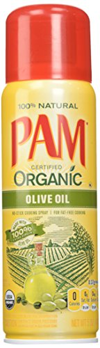 Pam Organic Olive Oil No-Stick Cooking Spray - 5 oz - 2 Pack (Pam Spray Oil compare prices)