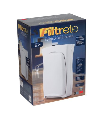 3M Filtrete Ultra Clean Air Purifier, FAP02-RS