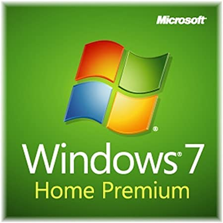 Microsoft OEM Windows 7 Home Premium 32-bit PK1 (versión en inglés)