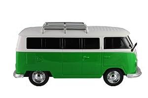 krs green bus volkswagen vw t1 bulli bus with fm. Black Bedroom Furniture Sets. Home Design Ideas