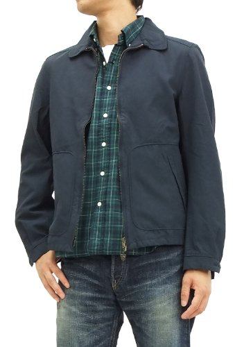 (マクレガー)McGREGOR ドリズラージャケット USA アメリカ製 マックレガー 113113001 ネイビー