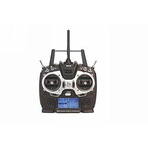 Graupner-S100212DE-Fernsteuerung-mz-12-HoTT-6-Kanal-DE