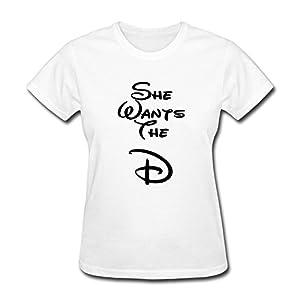 She Wants D T Shirt For Women