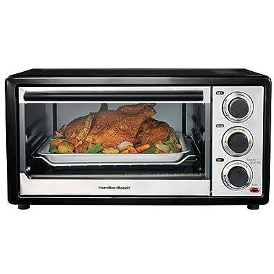 Hamilton Beach 31506 Convection 6 Slice/Broiler Toaster Oven by Hamilton Beach