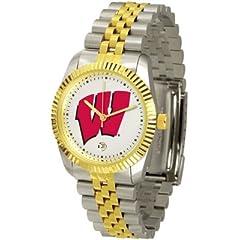 Wisconsin Badgers- University Of Executive - Men's - Men's College Watches