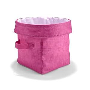 Amazon Com Thirty One Mini Utility Bin In Pink Cross Pop