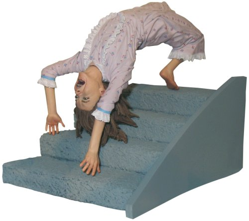 Cult Classics - Series 7 Action Figures: The Exorcist - Regan on stairs