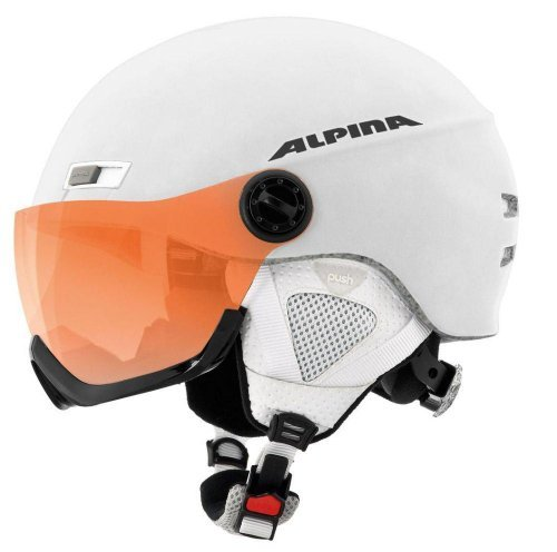 Alpina Skihelm Menga JV