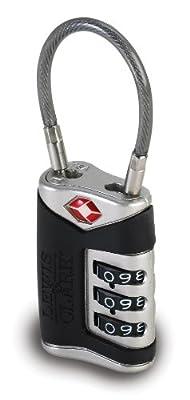 Lewis N. Clark TSA Cable Lock