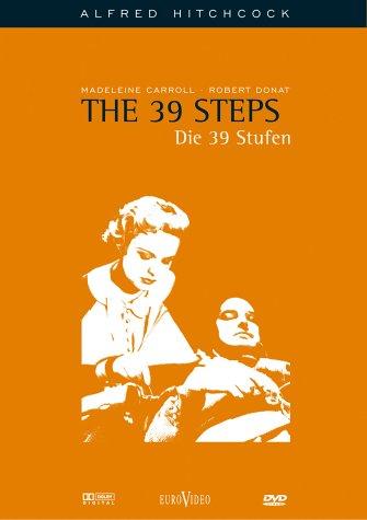 Die 39 Stufen - The 39 Steps