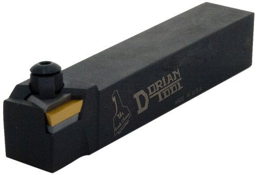 Dorian Tool CTAP Square Shank Clamp Lock Turning Holder, Right Hand Cut, 1/2