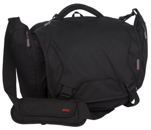 STM Bags 13 inch Velo Shoulder Bag - Black