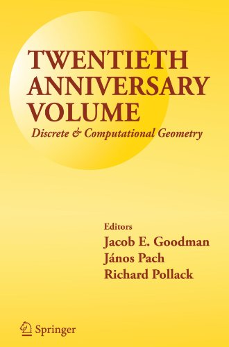 Twentieth Anniversary Volume: Discrete & Computational Geometry: Discrete and Computational Geometry