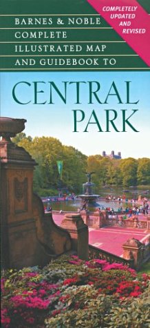 Barnes & Noble Complete Illustrated Map and Guidebook to Central Park (Az Central J compare prices)