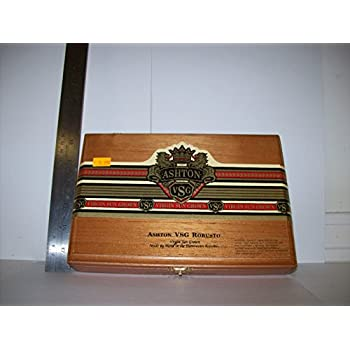Empty Cigar Box