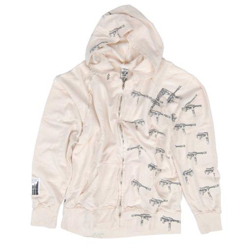 Fahrenheit 451 Zip Hoodie